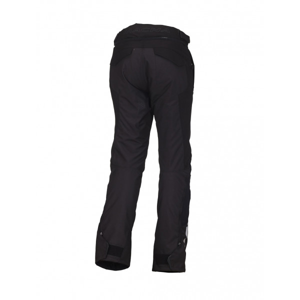 Macna  woman touring trousers Iron WP black