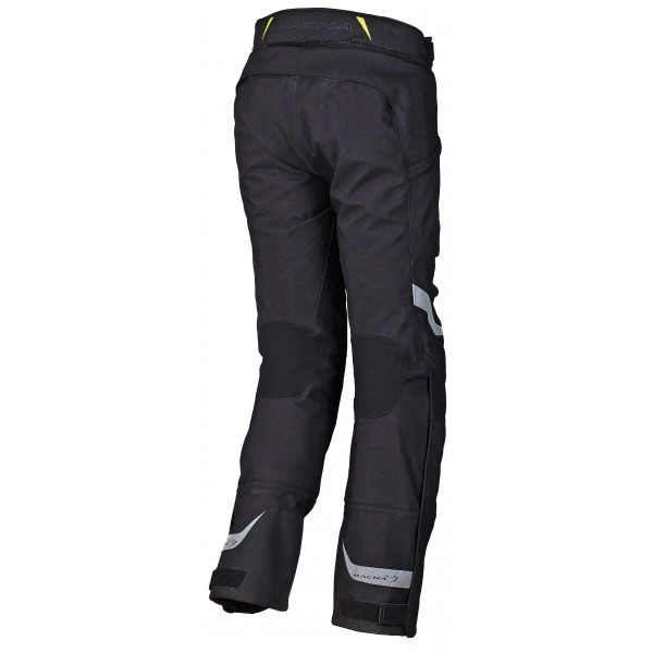 Macna woman touring trousers Logic black