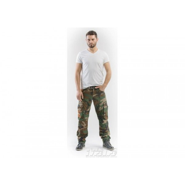 Motto trousers DPM with kevlar camouflage