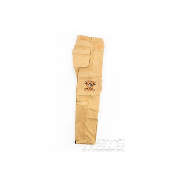 Motto trousers FMJ with Kevlar kaki