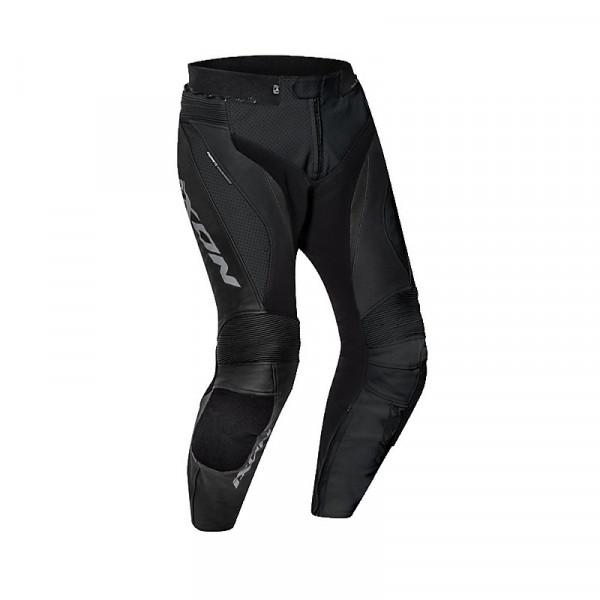 Ixon FALCON summer leather trousers Black