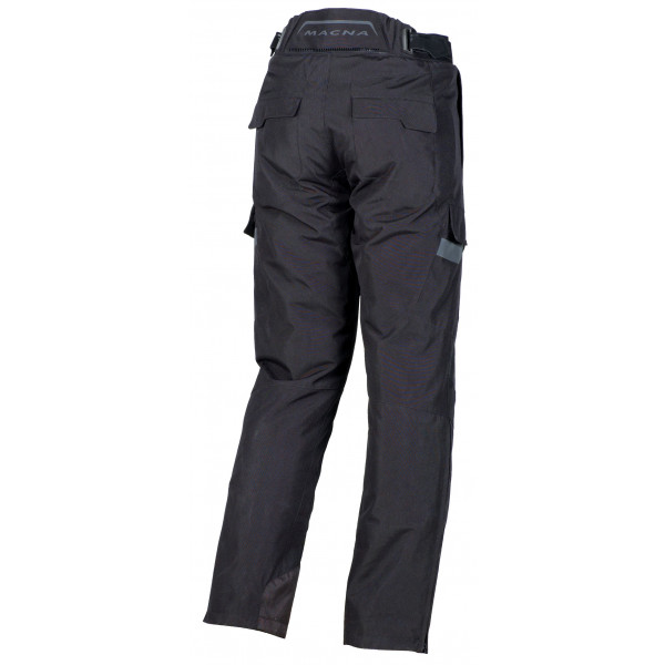 Macna touring trousers Club WP black