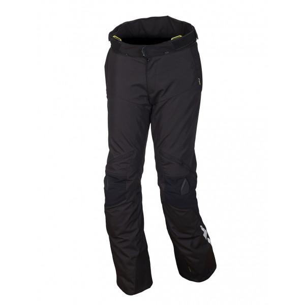 Macna touring trousers Iron WP black