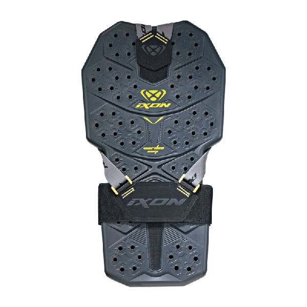Ixon back protector Warden Comp black
