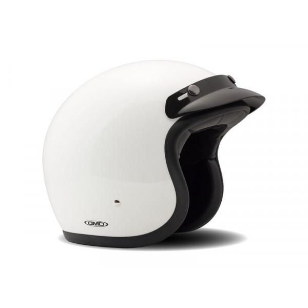 Frontino DMD per casco VINTAGE nero