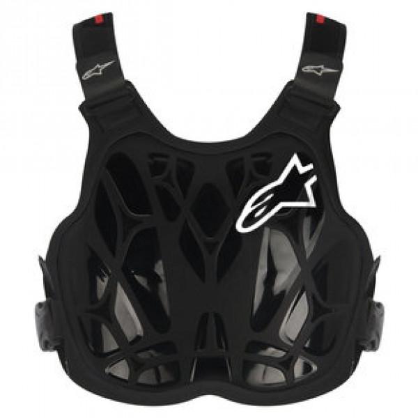 Alpinestars Youth A8 Light protection vest black white red