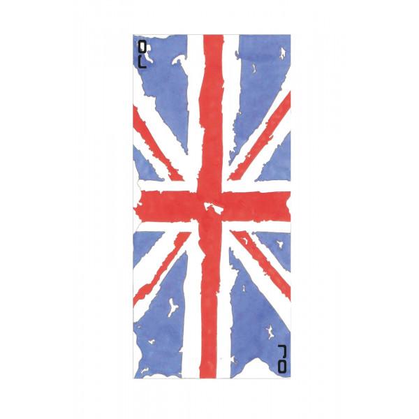 Oj Multiplo England neckwarmer