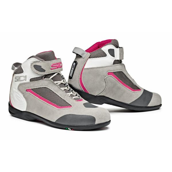 Sidi Gas women's shoes gray pink