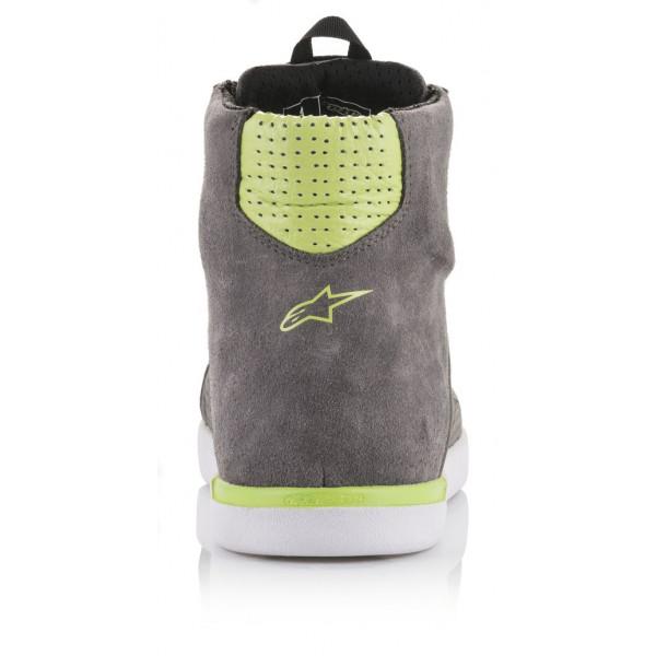 Alpinestars JAM AIR shoes anthracite green