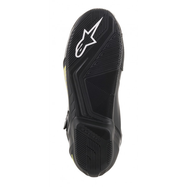 Alpinestars SP-1 V2 shoes black silver yellow fluo