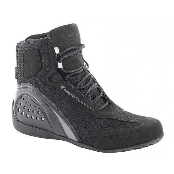 Dainese Motorshoe Air JB woman shoes Black Anthracite