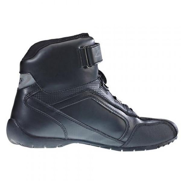 Ixon Assault motorcycle Shoes Black