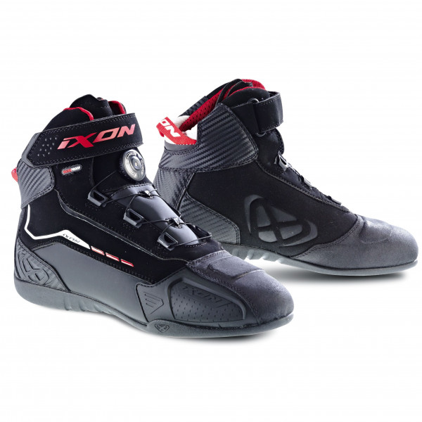 Ixon SOLDIER EVO shoes black red