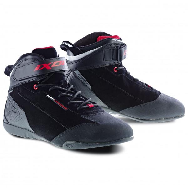 Ixon SPEEDER WP shoes black red