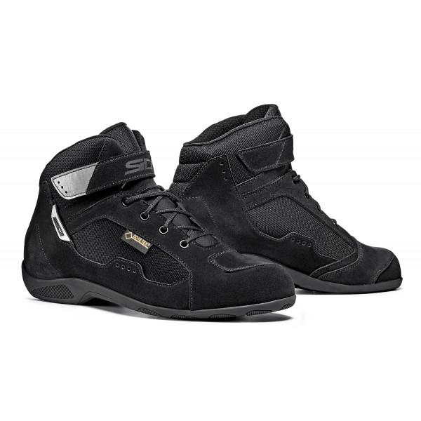Sidi Duna Gore motorcycle shoes black black