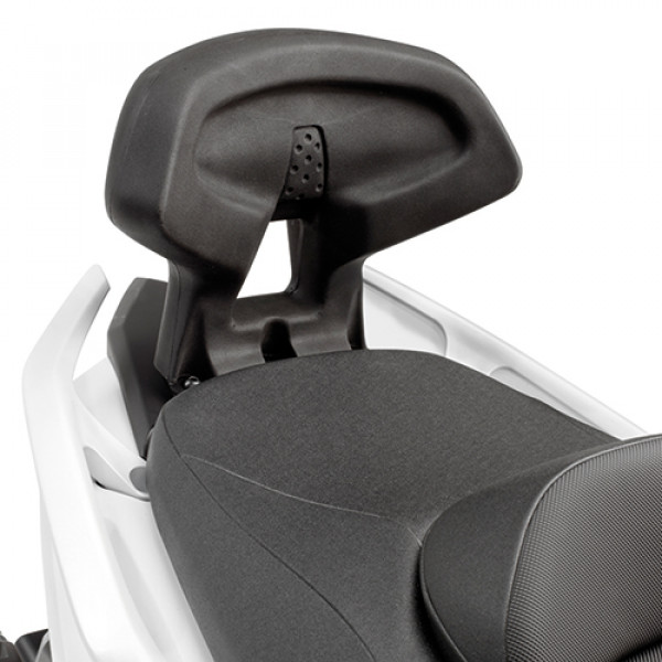 Kappa KTB2013 specific backrest for Yamaha T-MAX 500 08-11 e T-Max 530 2012