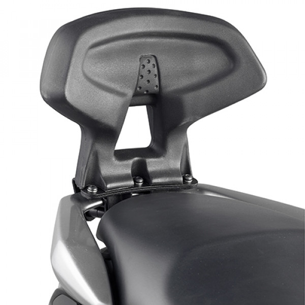 Kappa KTB2123 specific backrest for Yamaha N-MAX 125 2015