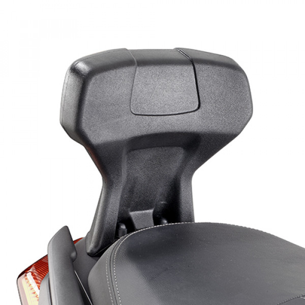 Kappa KTB2136 specific backrest for Yamaha X-Max 300