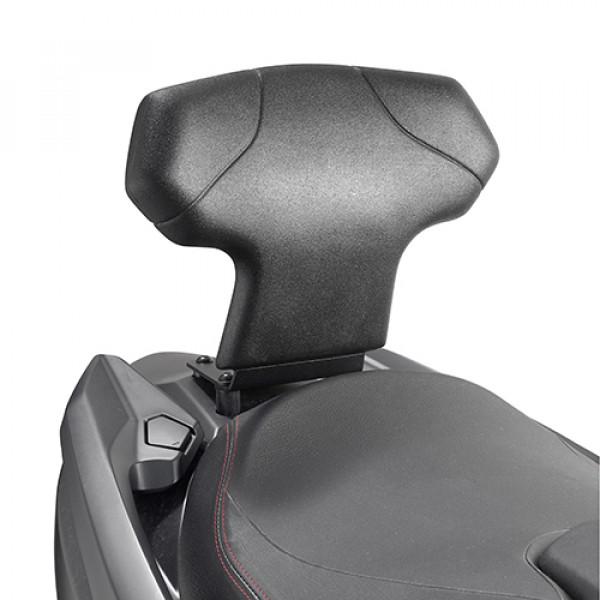 Kappa KTB3115 specific backrest for Suzuki Burgman 400 2017