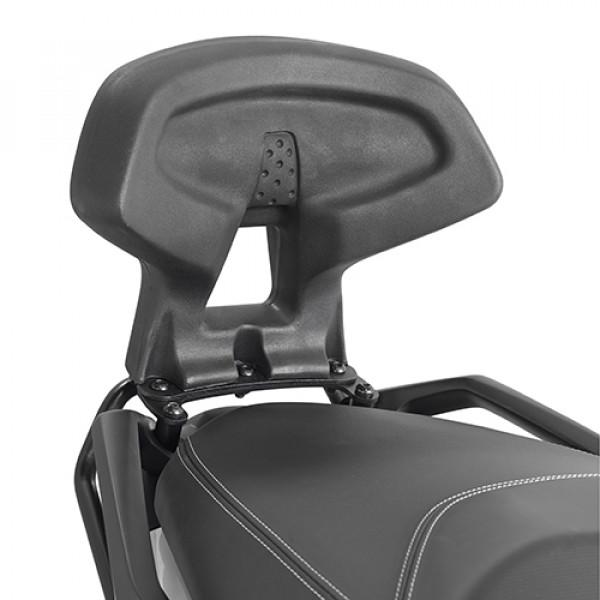 Kappa KTB5121 specific backrest for BMW C650 SPORT 16