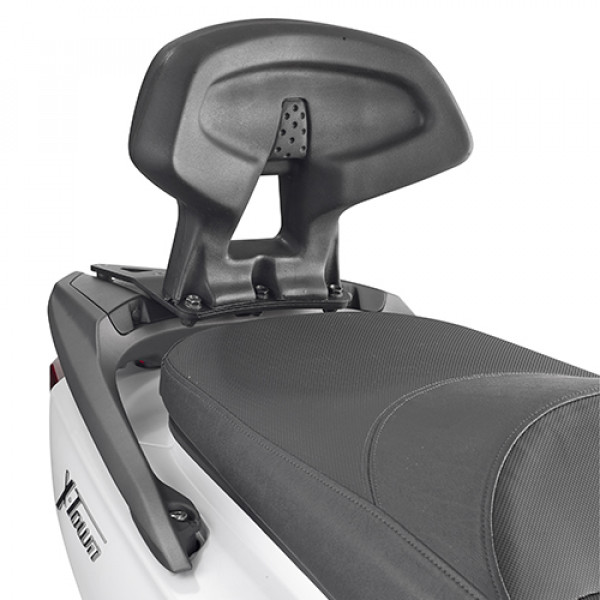Kappa KTB6108 specific backrest for KYMCO XTOWN 125-300 2016