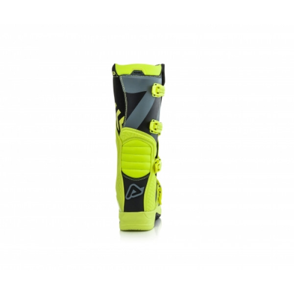 Acerbis X-Team cross boots Yellow Black