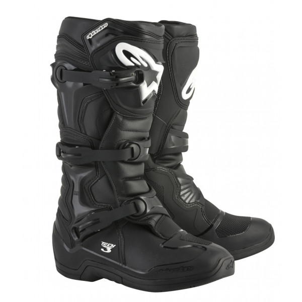 Alpinestars cross boots Tech 3 black