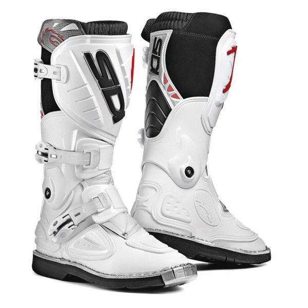 SIDI Youth Stinger Boots white white