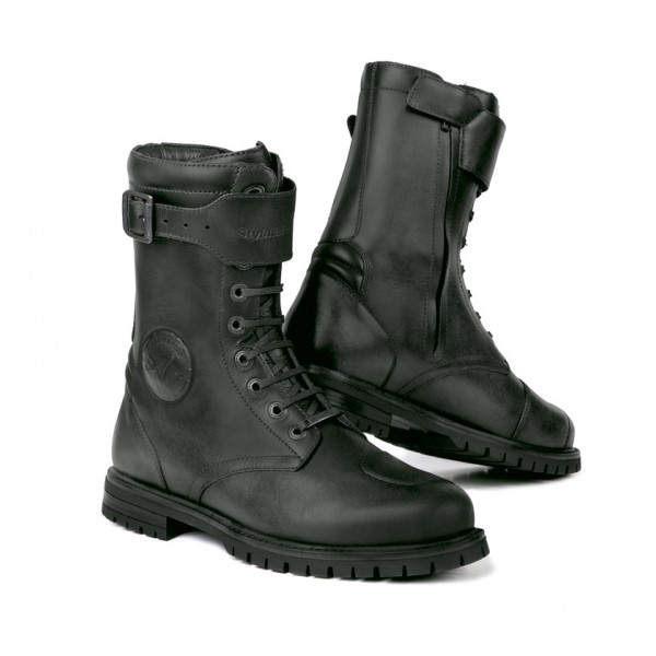 Stylmartin Rocket leather boots Black