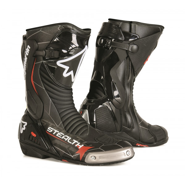 Stylmartin racing boots Stealth Evo black