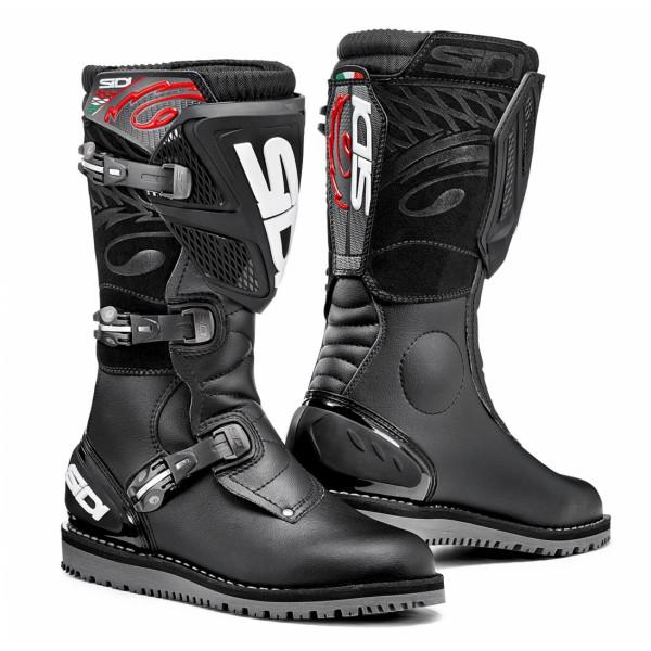 Sidi Trial Zero.1 boots black black