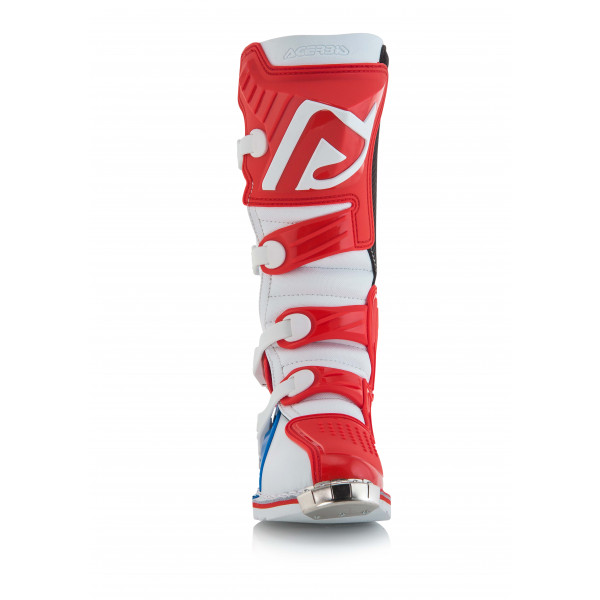 Acerbis racing boots X-PRO V Patriot red blue