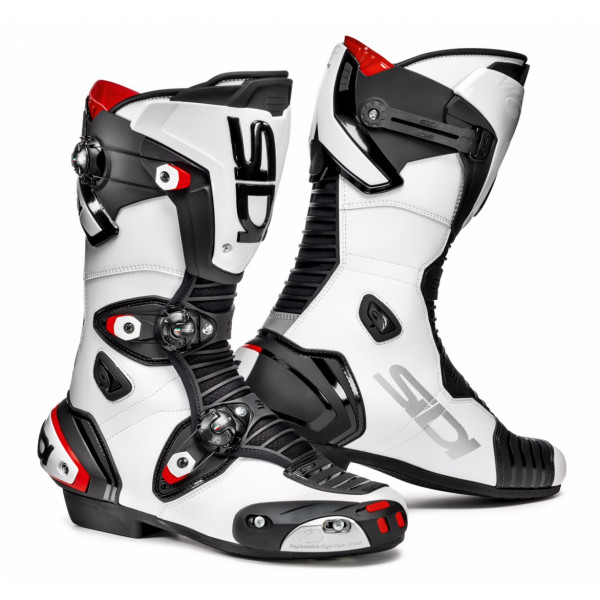 SIDI Mag 1 Boots white black