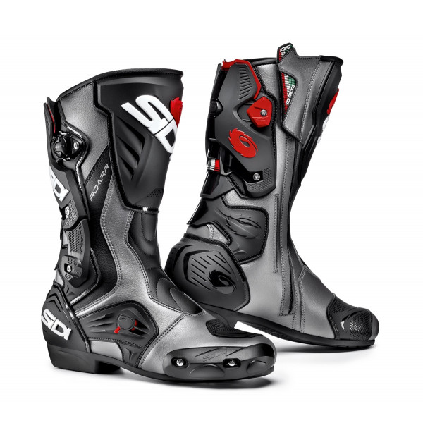 SIDI Roarr racing Boots anthracite black