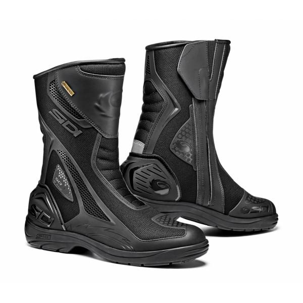 Sidi Aria Gire toruing boots black black