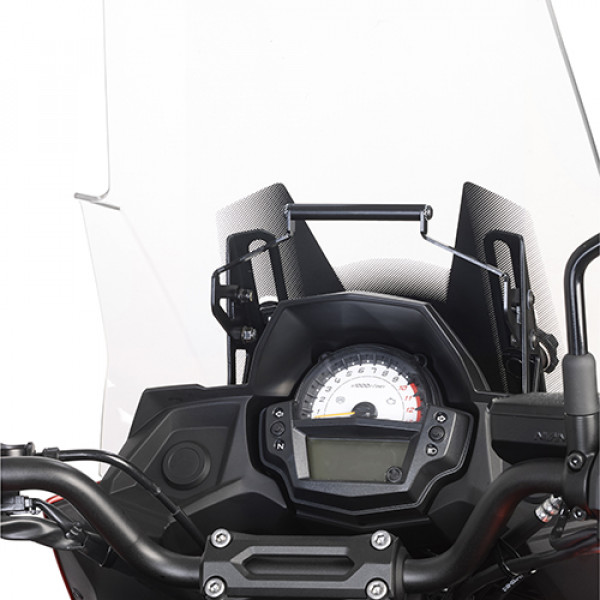 Kappa support for smartphone or GPS holder for Kawasaki Versys 650 15-17