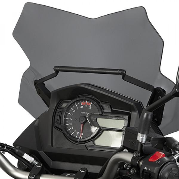 Kappa support for smartphone or gps holder for Suzuki DL650 V-Storm 2017