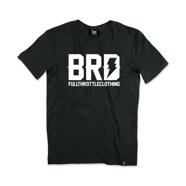 Berider T-shirt Vintage BRD black