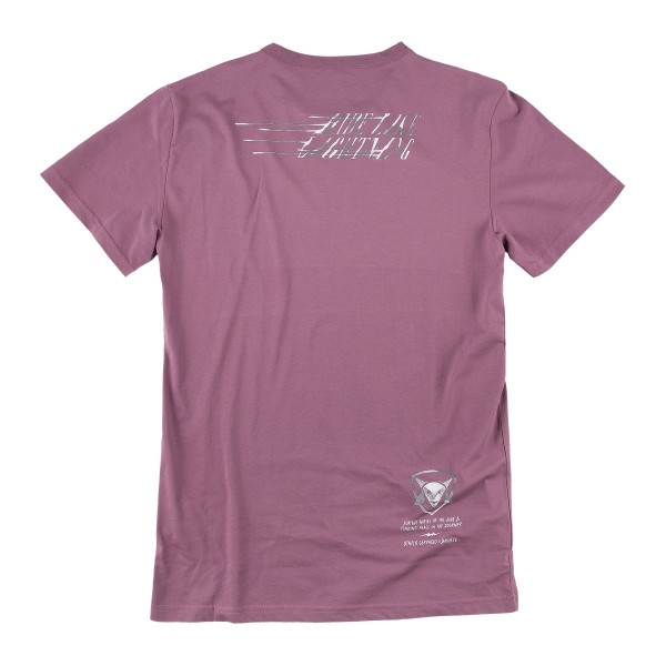 Dainese72 DEMON-FLOWER72 t-shirt PURPLE