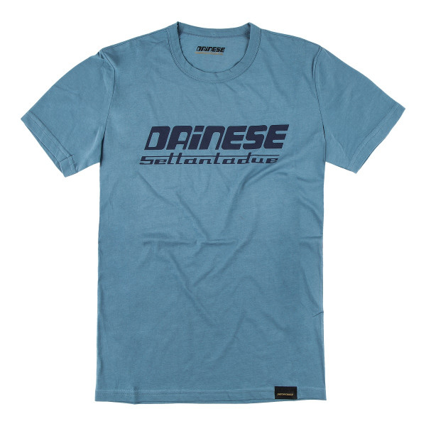 Dainese72 SETTANTADUE T-Shirt Light Blue