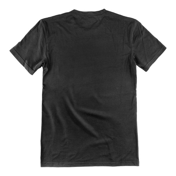 Dainese72 SPEED-LEATHER t-shirt Black