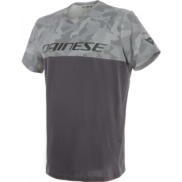Dainese CAMO-TRACKS t-shirt Anthracite Anthracite