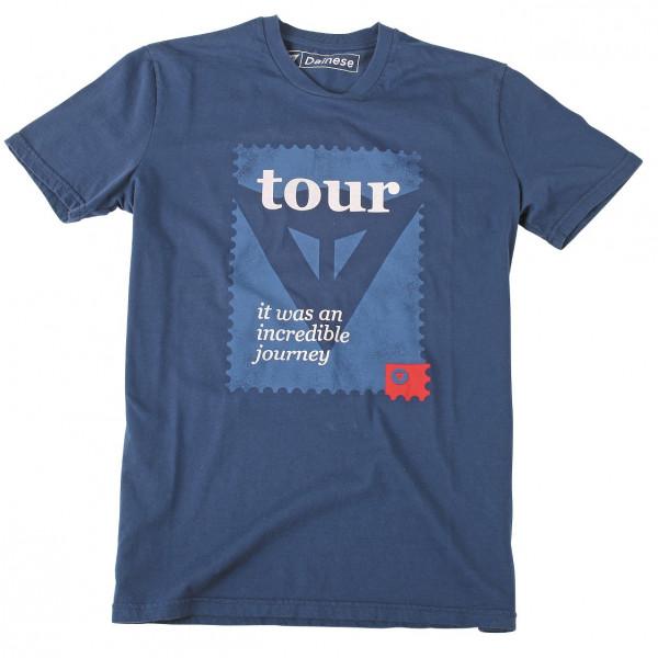 Dainese Postcard T.shirt Navy