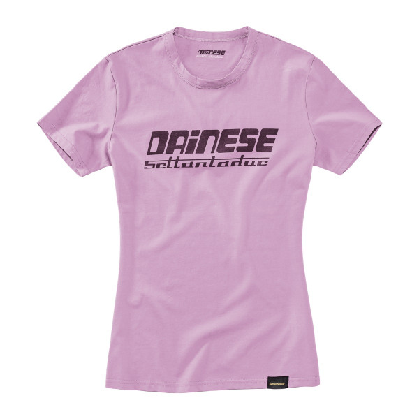 Dainese72 SETTANTADUE LADY t-shirt Pink