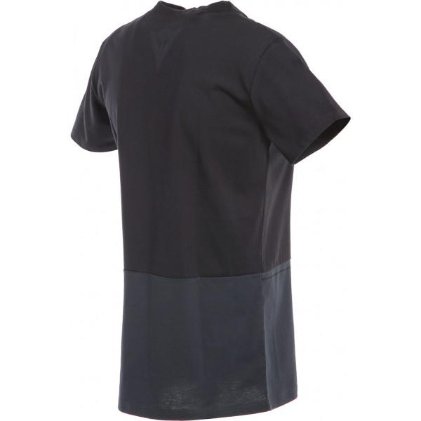 Dainese LAGUNA SECA LADY t-shirt Black Anthracite