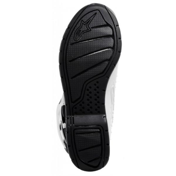 1761344953f17d Alpinestars Tech 3S Youth motocross boots white-black