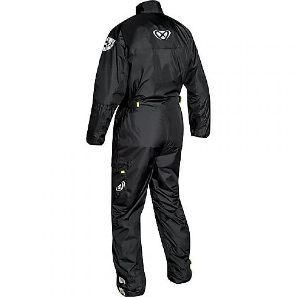 Ixon YOSEMITE waterproof suit black yellow
