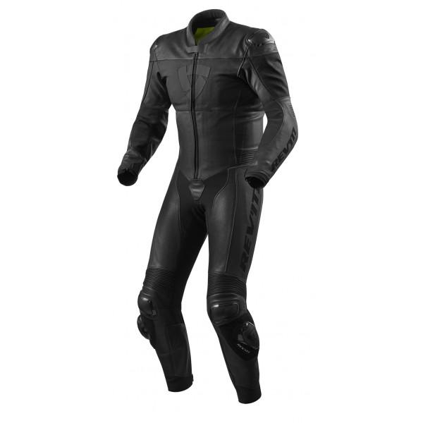 Rev'it Nova leather full suit Black