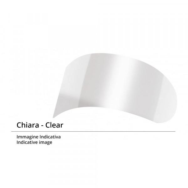 Shark clear visor for RSI helmets