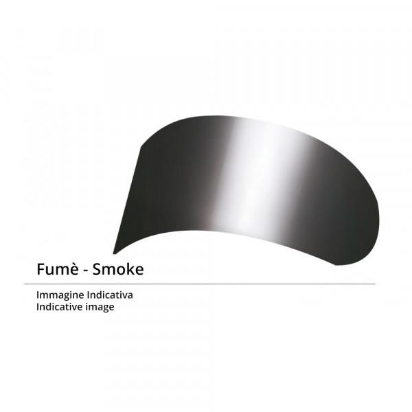 Shark V6 dark smoked visor for SKWAL - SPARTAN and D-SKWAL helmets